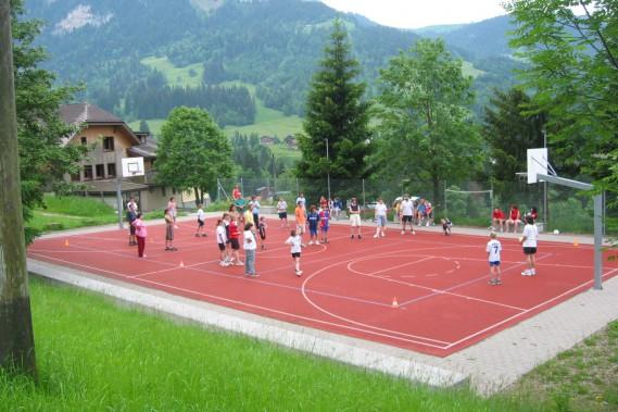 Sportplatz Nordseite