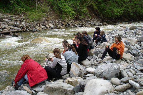 Spielen am Rotbach