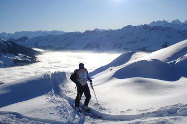 Skitouren <p>(SAC Sektion Entlebuch)</p>