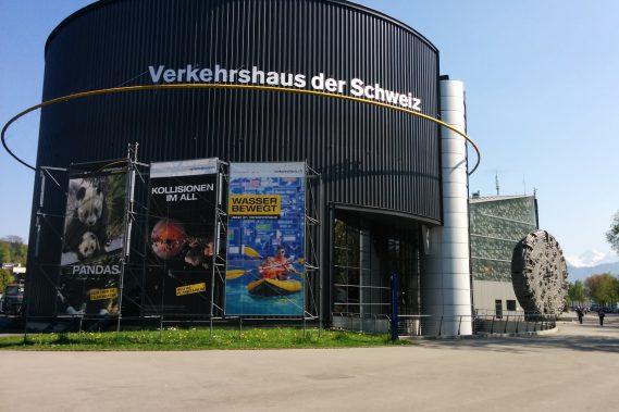 Verkehrshaus der Schweiz und IMAX, Luzern