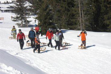 <p>Winterwandern</p><p>Prospekt s. >Winterwandern</p>