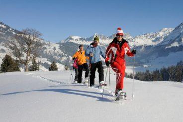 Schneeschuhlaufen & Skitouren